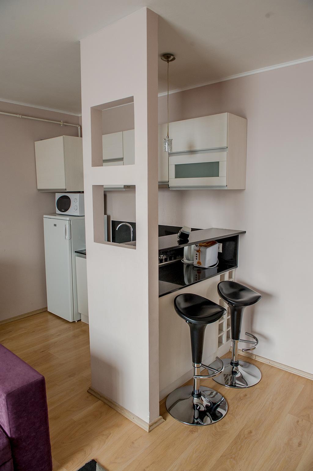 Bucatarie Apartament 4