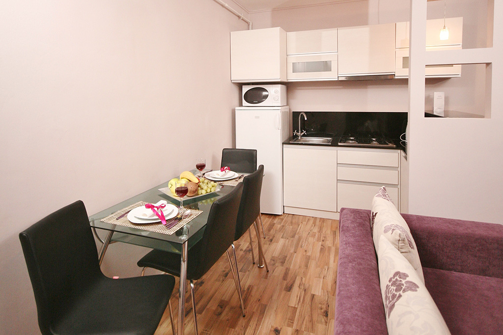 Bucatarie Apartament 6