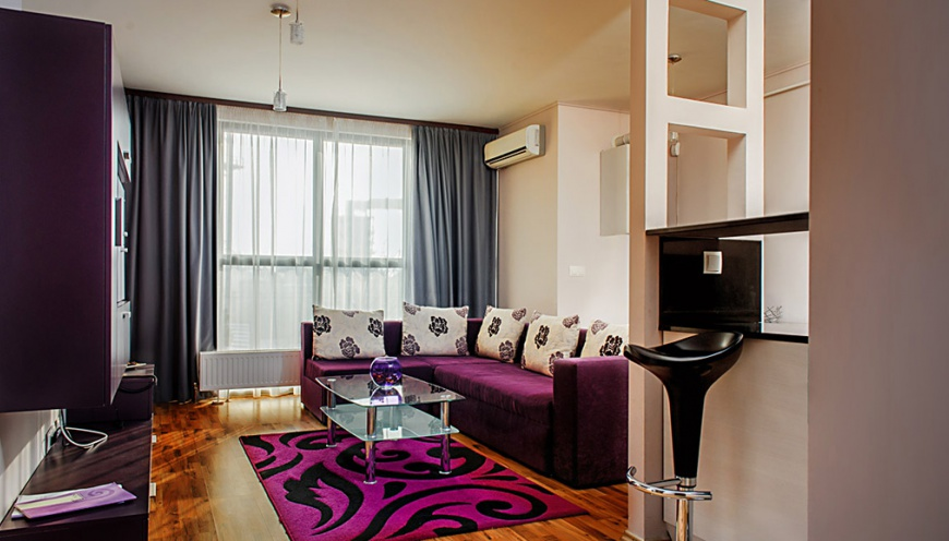 Twins Apartments, Brasov