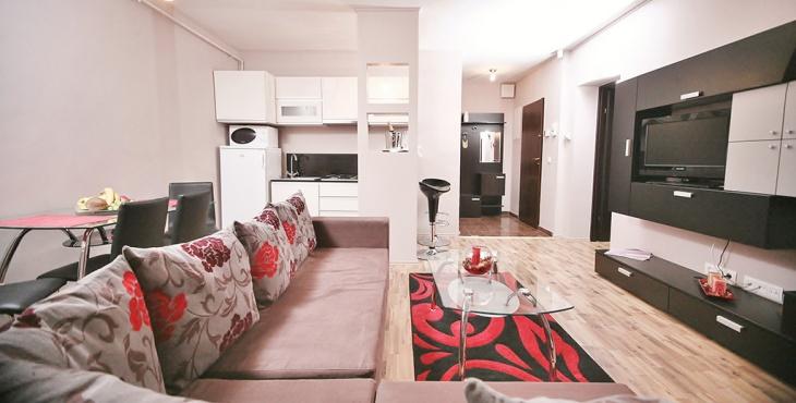 Classic Apartment 2