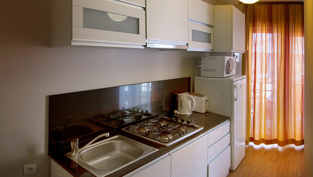 Bucatarie Apartament 3
