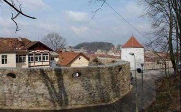 The Rope-makers' Bastion