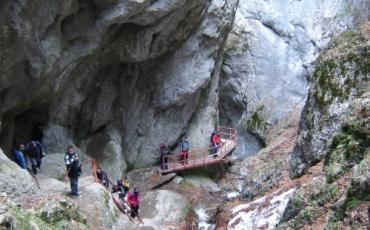 Piatra Mare - Seven Stairs