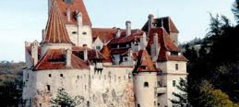 Castelul Bran Brasov Atractii si Obiective Turistice