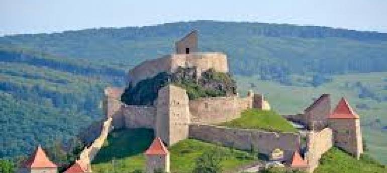 Cetatea Rupea Brasov Atractii si Obiective Turistice