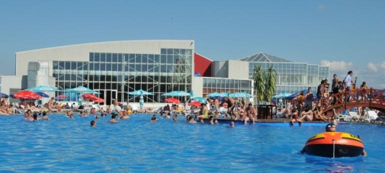 Complexul Paradisul Acvatic Brasov Turism Agrement si Distractie