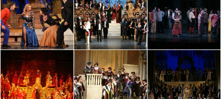 Festivalul international de opera, opereta si balet