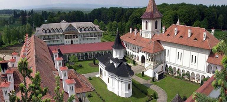 Manastirea Brancoveanu Brasov Atractii si Obiective Turistice