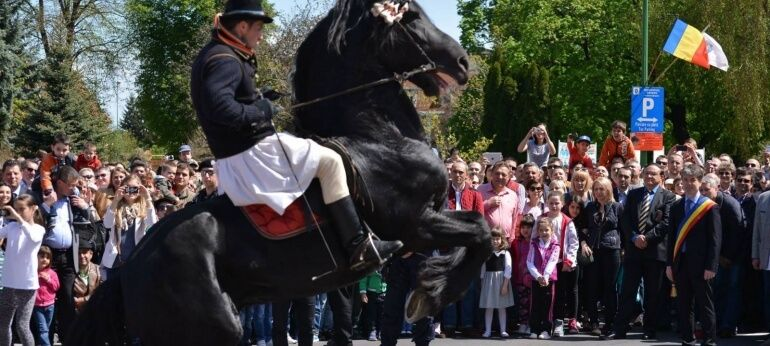 The Festival of the Juns and City Days Brasov