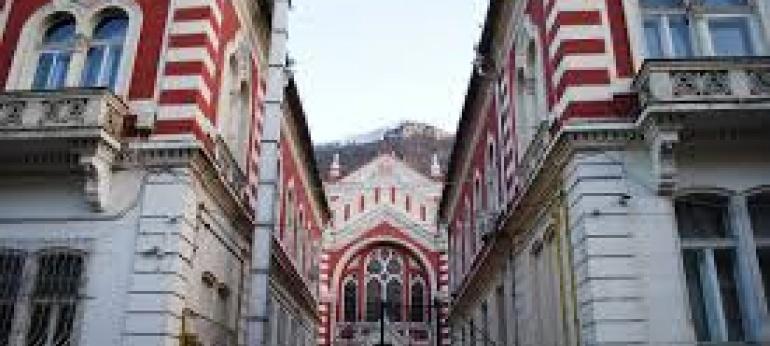 Sinagoga Neologa Brasov Turism si Cultura