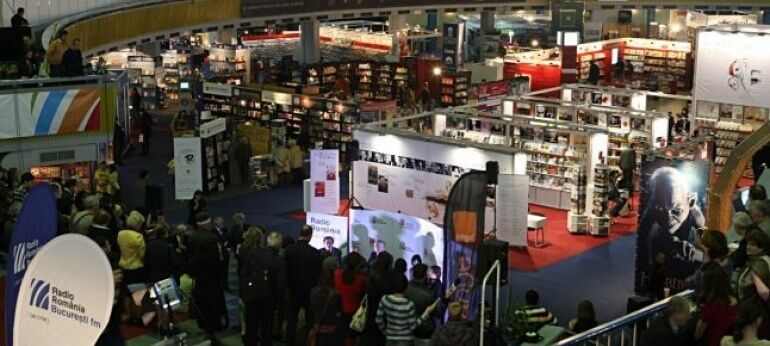 The international book and music fair