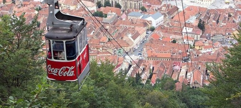 Telecabina Tampa Brasov Turism Agrement si Distractie