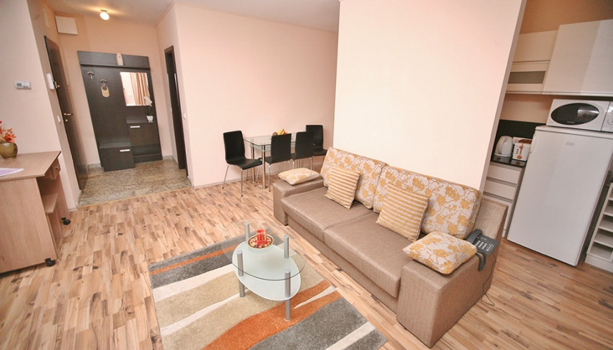 Living Apartment Sofabed